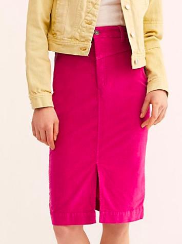 FP Rosemary Cord Skirt
