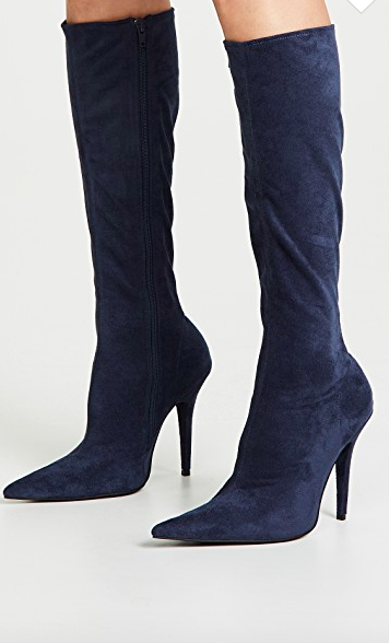 Jeffrey Campbell Gamora Point Toe Tall Boots