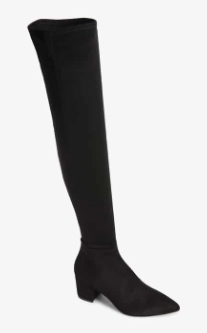 Brinkley Over the Knee Stretch Boot STEVE MADDEN