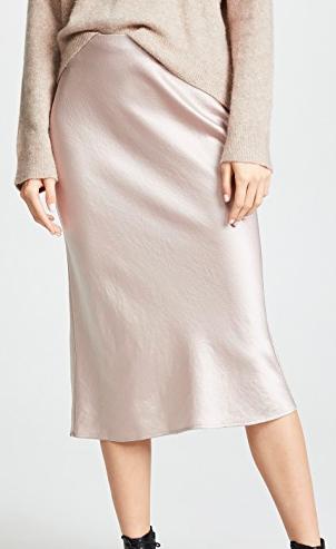 alexanderwang.t Wash & Go Woven Skirt