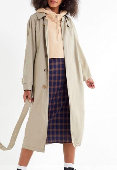 uo Vintage Trench Coat