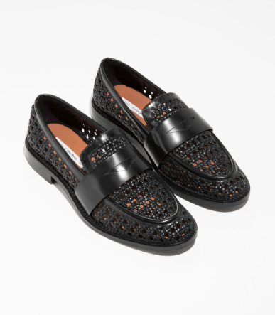 Stories Woven Loafers