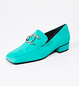 Dorateymur Han Serpent Loafers