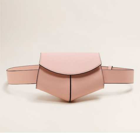 Mango Flap belt bag