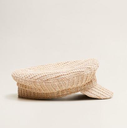 Mango Baker boy hat