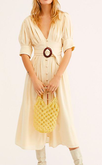 FP Heart This Midi Dress