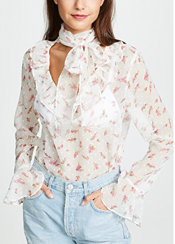 endless rose Bow Tie Blouse