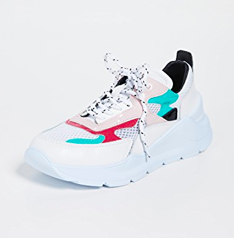 D.A.T.E. New Fuga Sneakers