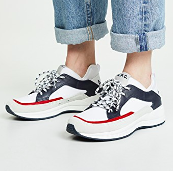 A.P.C. Naomie Sneakers