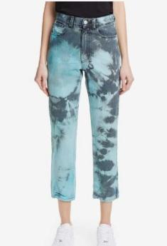 ASHLEY WILLIAMS Ashley Tie Dye Jeans