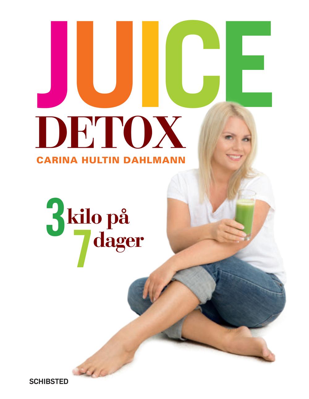 Juicy Detox,  3 kilo på 7 dager.