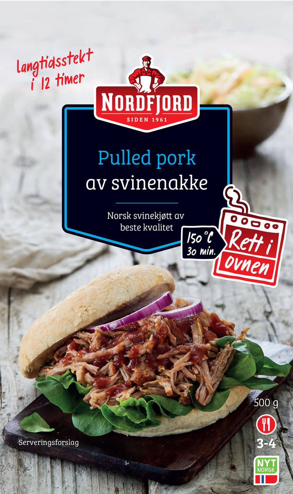 Pulled Pork, Nordfjord