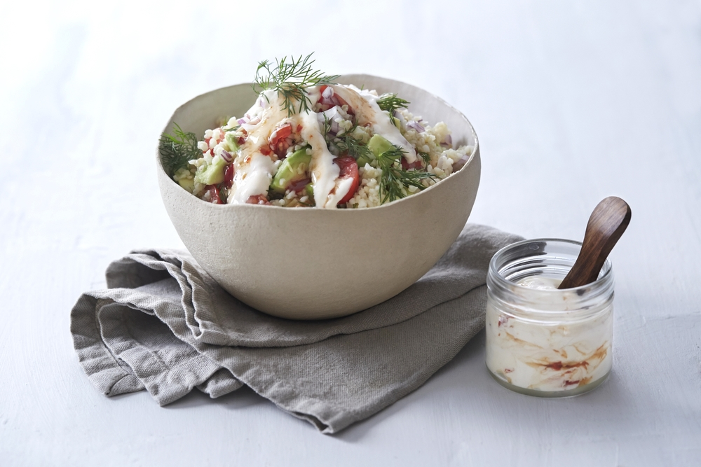 Salma/Tine Bulgur salad