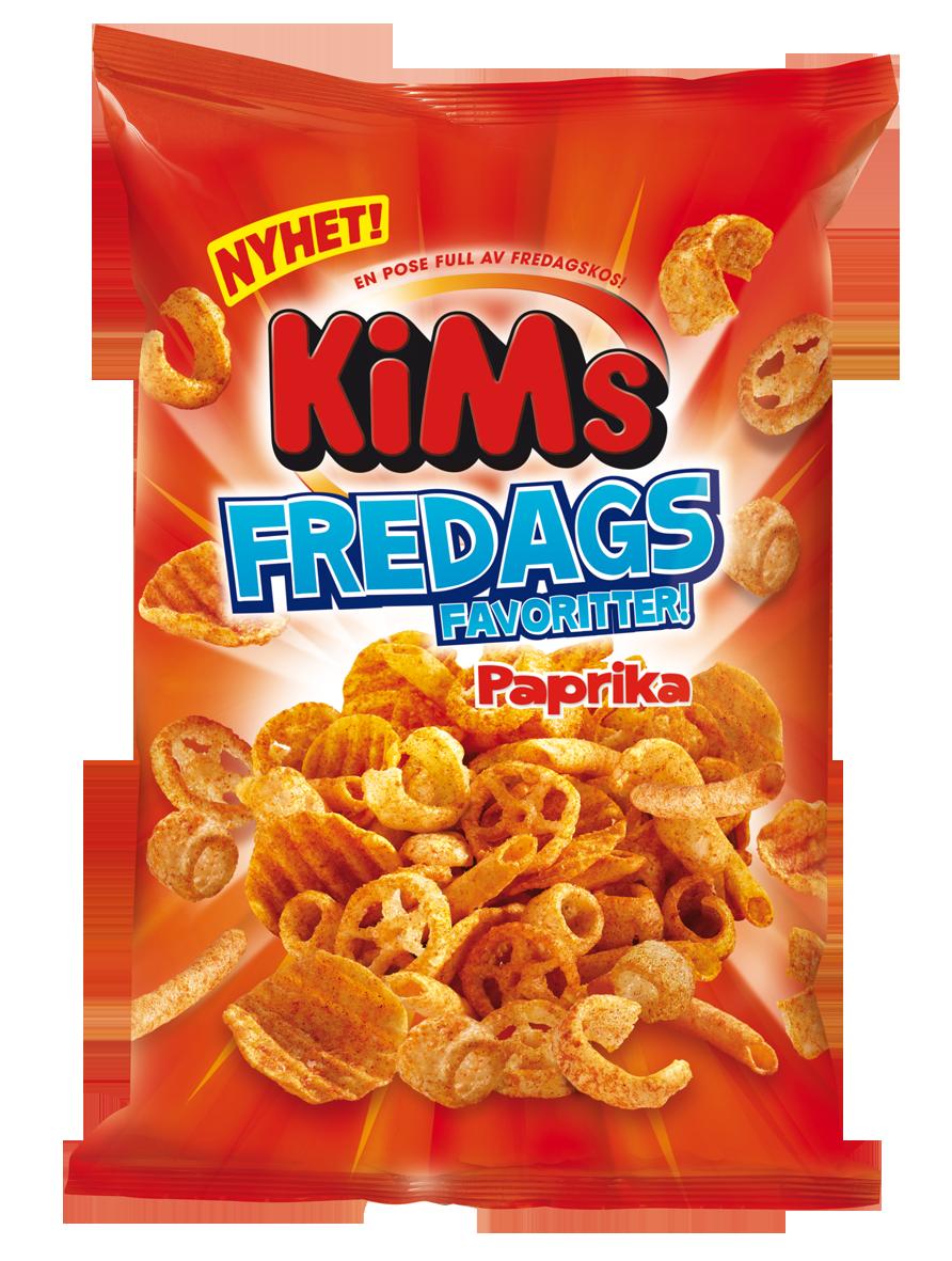 KIMS Fredagsfavoritten paprika