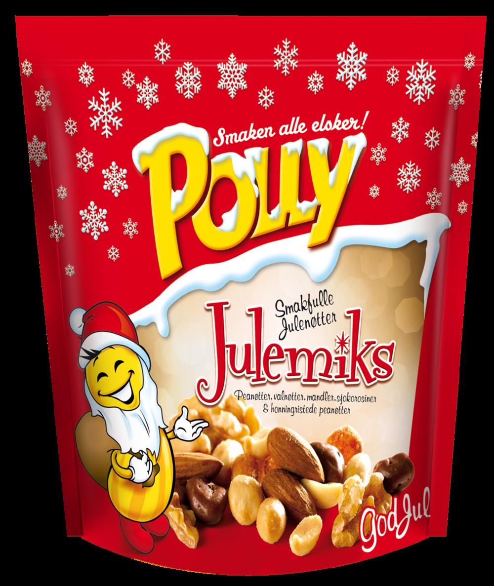 Polly Julemix