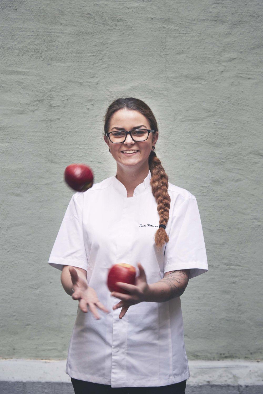 Epler med NORD Matmagasin