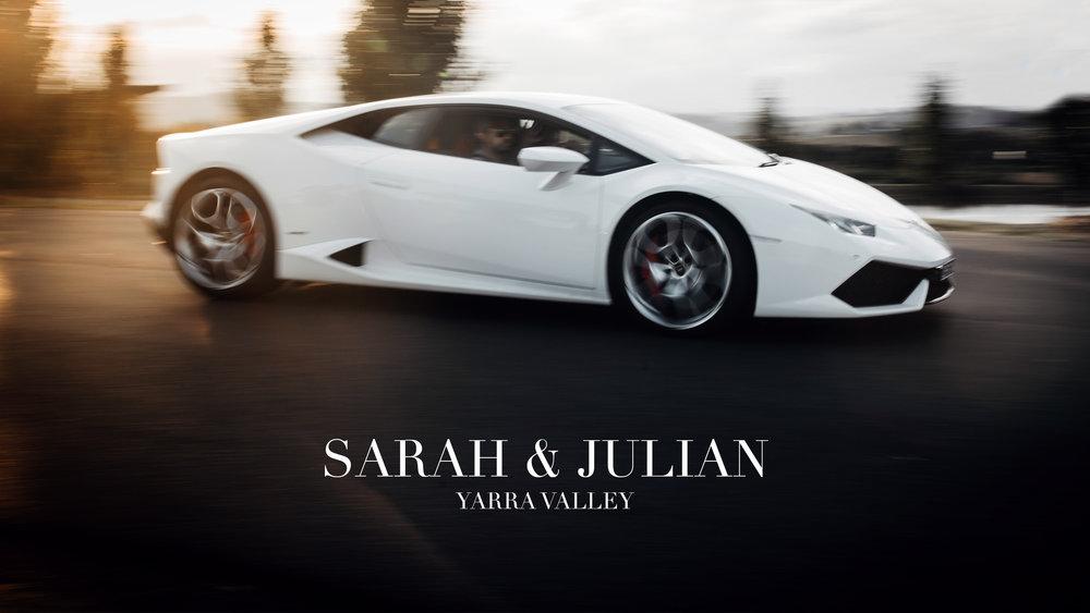 SARAH & JULIAN