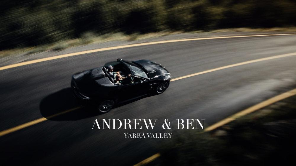 Andrew & Ben