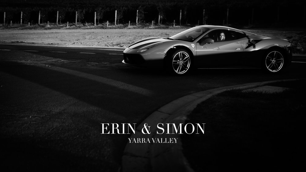 ERIN & SIMON
