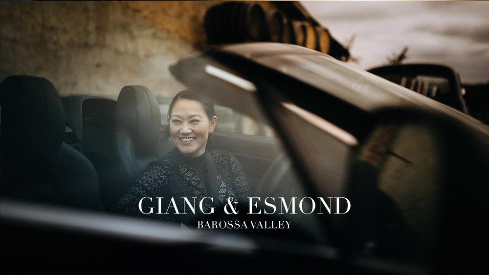 Giang & Esmond