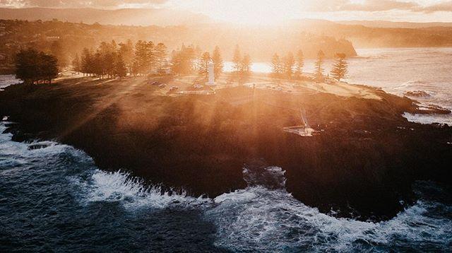 #kiama #nsw #seeaustralia #kiamansw #lighthouse #dronestagram #dronephotography