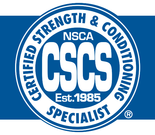 Certified Strength and Conditioning Expert