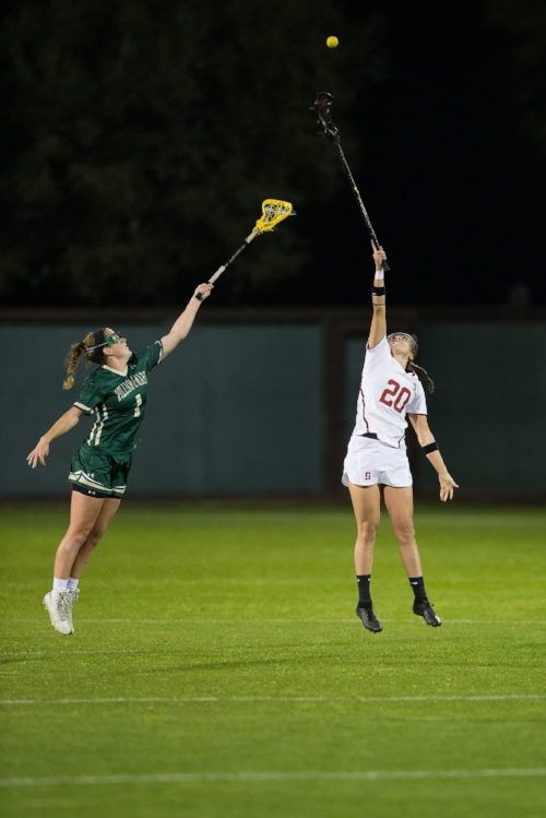Genesis Lucero, Stanford Lacrosse