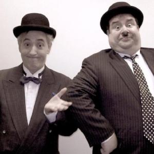Laurel & Hardy (Bob Greenberg & Jonathan Smith)