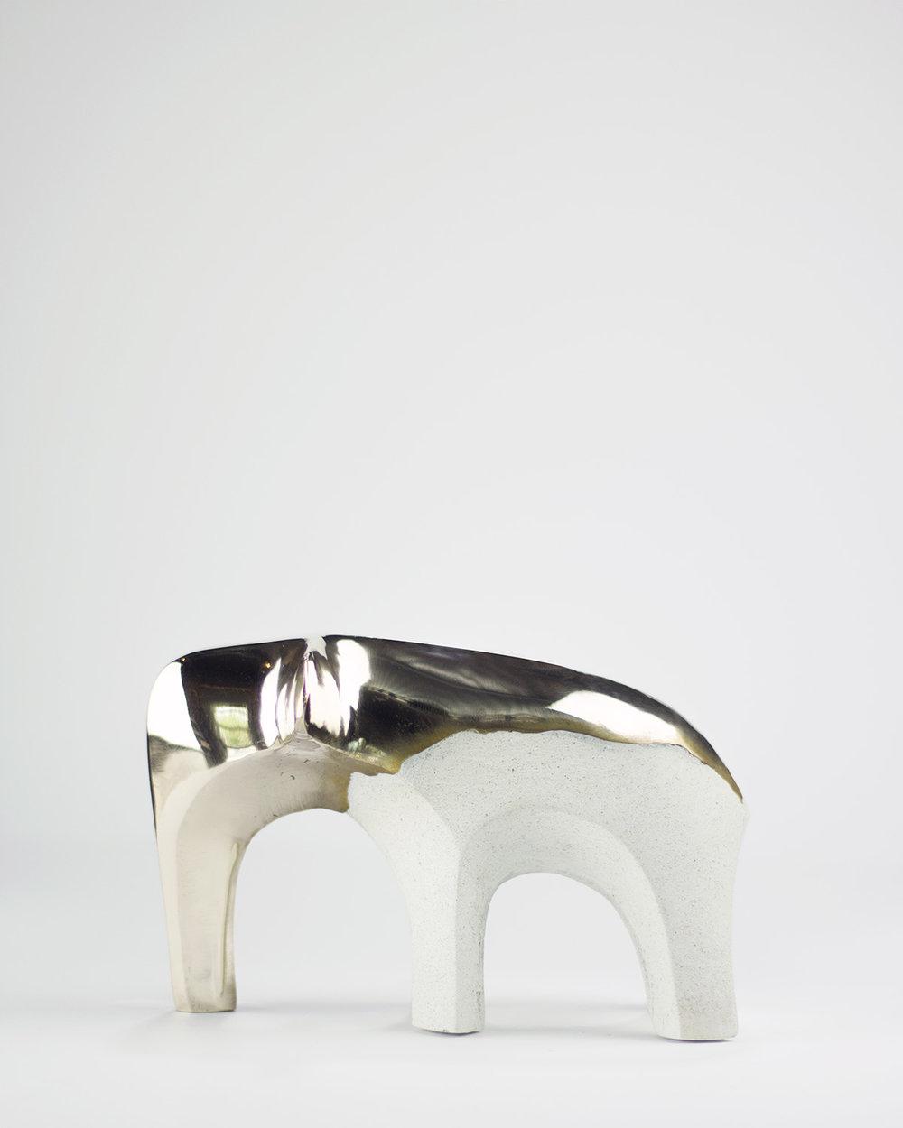 Evo Solid Bronze / Ivory $500