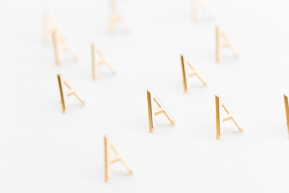 A pins