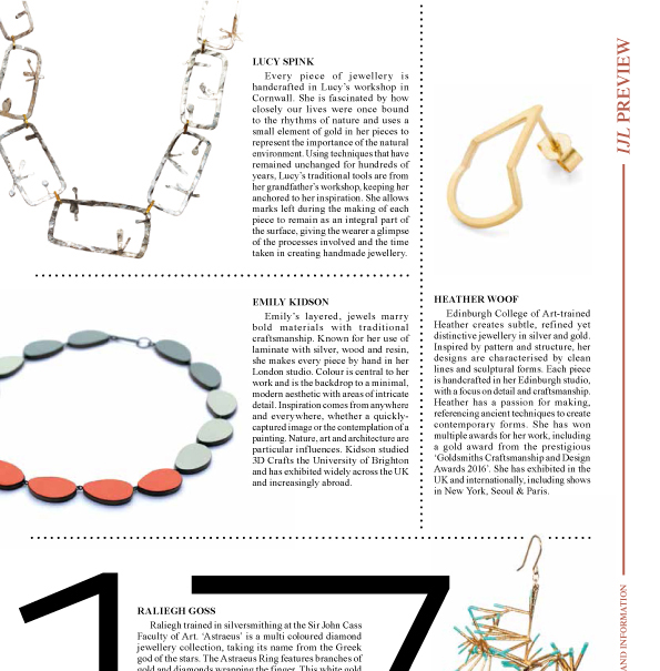 The Jeweller - August 2017