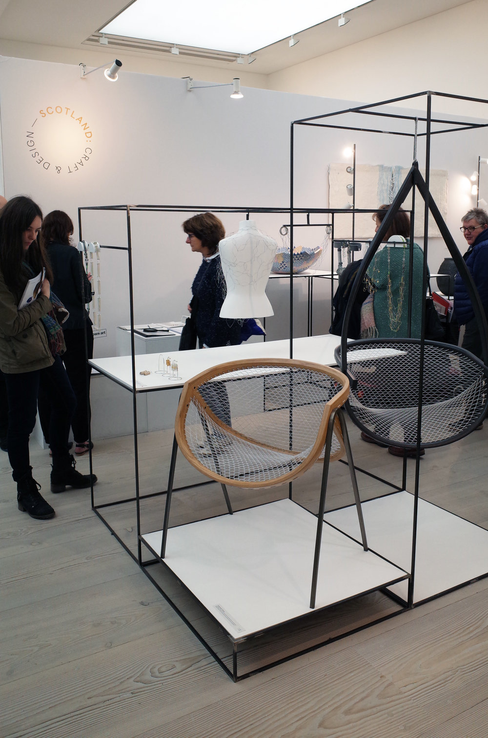 Heather Woof Jewellery at Collect 2018