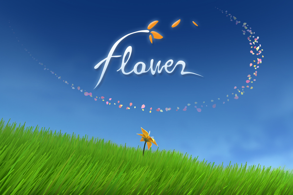 Flower,  by  thatgamecompany .