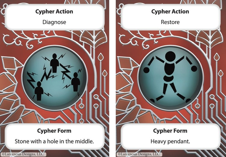 CyForge Example Cards