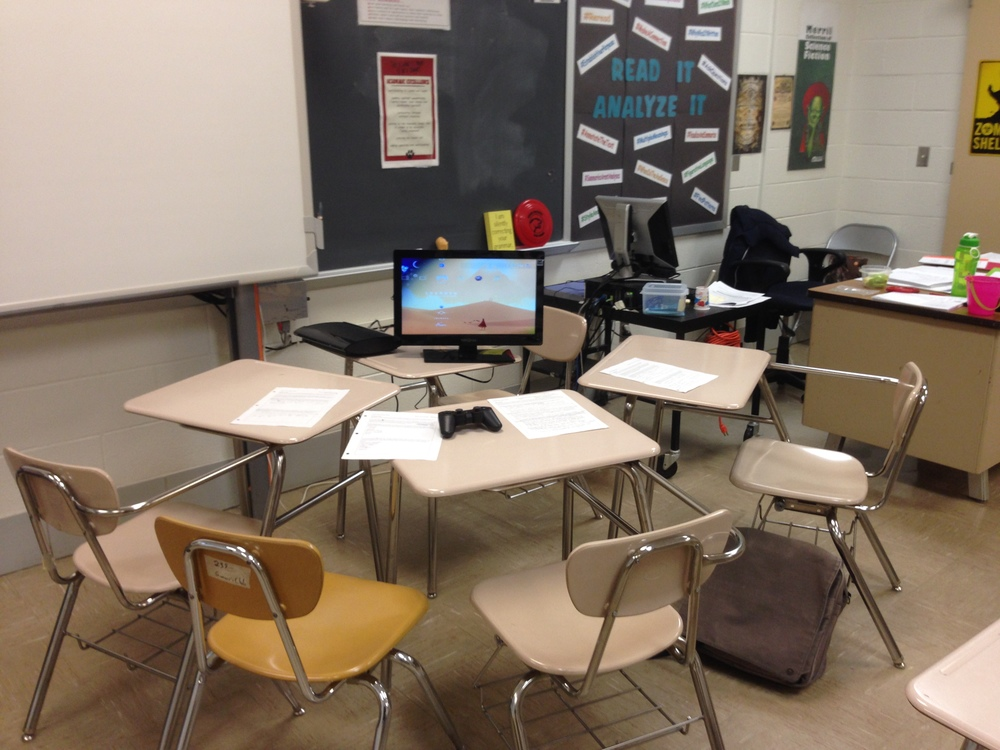 Example of Classroom Setup