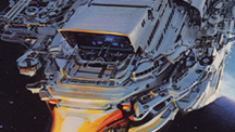John Berkey: Science Fiction Ultraworks