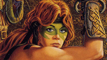 The Fantasy Art of Larry Elmore Trading Cards