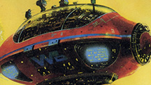 Chris Foss Fantasy Art Trading Cards