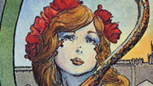 Michael Kaluta Fantasy Art Trading Cards