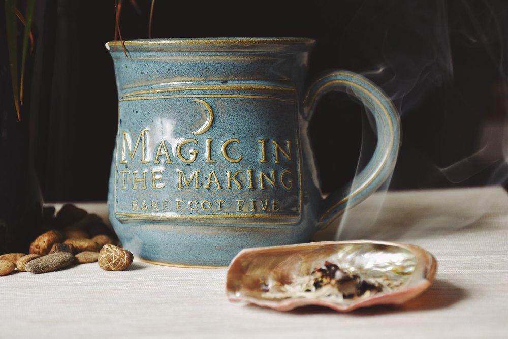 Ceramic Mug Design