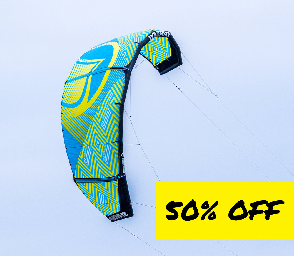 2016 Liquid Force WOW Kite Used