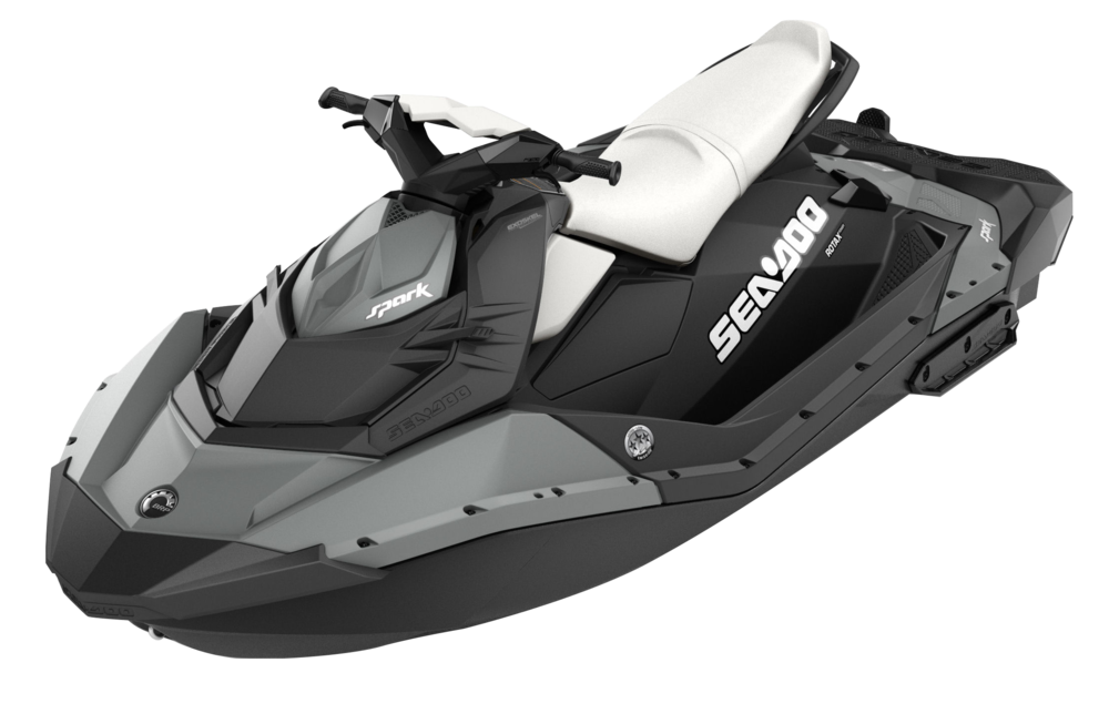 Two 2015 Sea Doo Sparks available.  The spark features an extremely lightweight design which makes them very agile and a blast to ride!