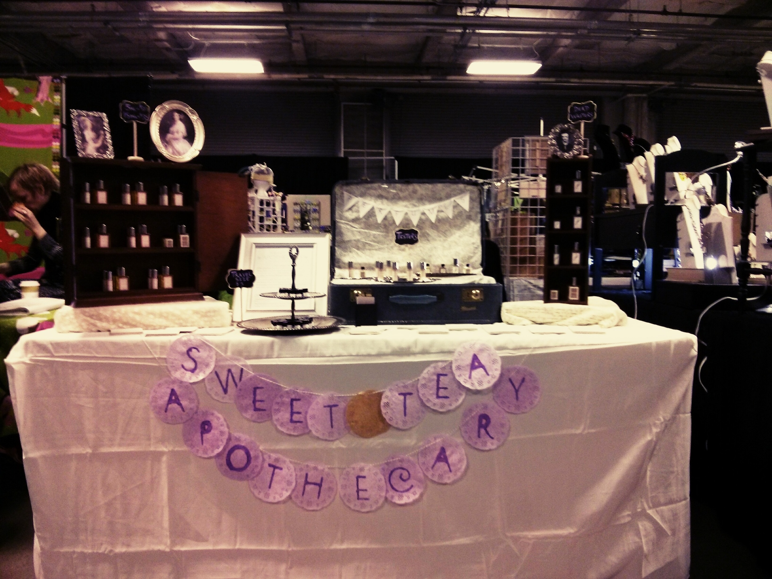 sweet tea apothecary at etsyrain 2013