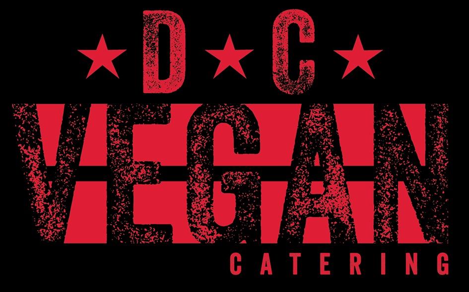 logo for DC Vegan Catering