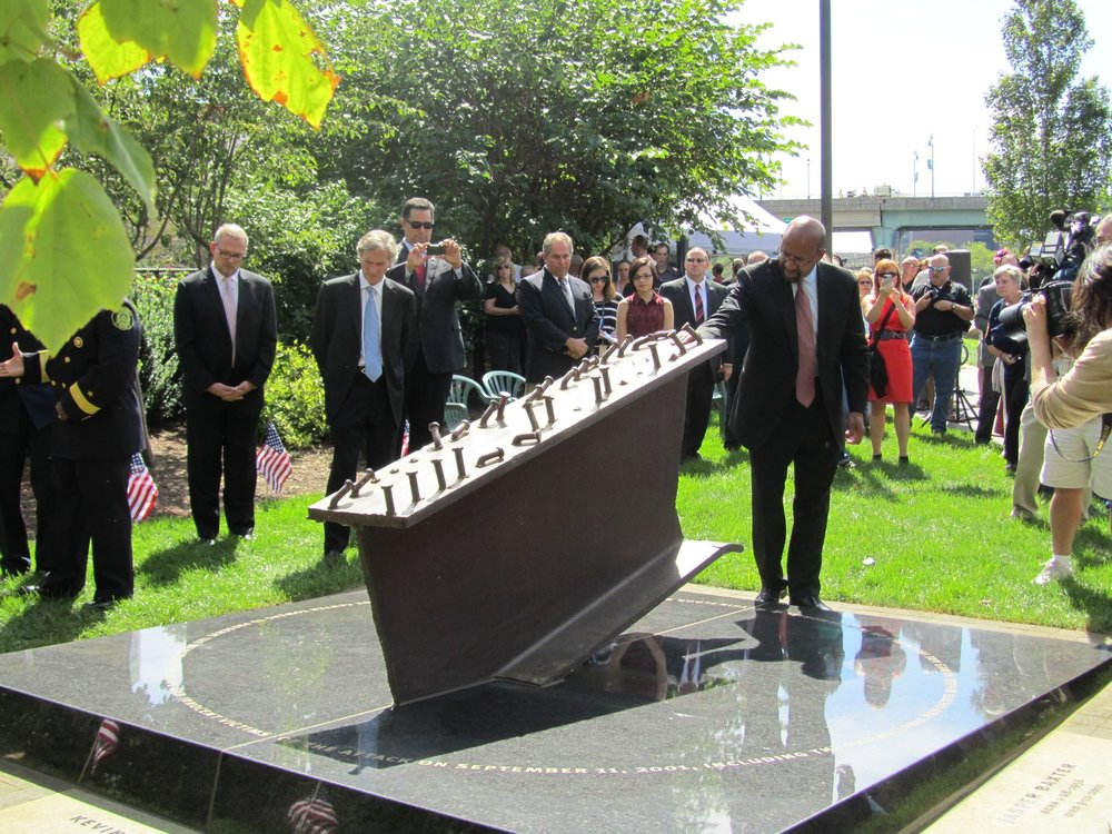PHILADELPHIA 9/11 MEMORIAL