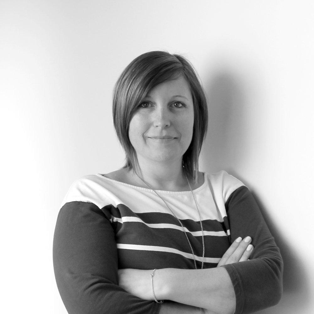 KRISTEN HARLOW STONE, Office Manager/Marketing Coordinator