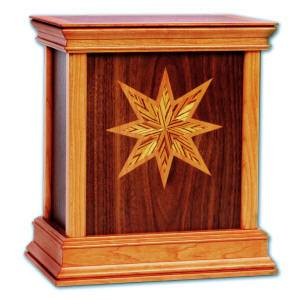 Hand-made urn by Wood Miller, $365.