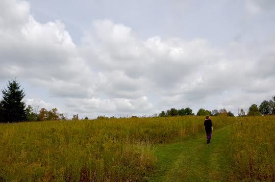 Greensprings Natural Burial Preserve, Newfield, New York.