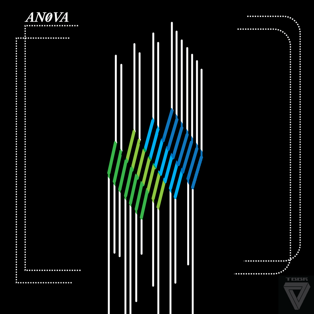 an0va: Double Density Album Cover