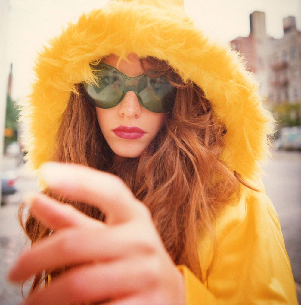 Hood Girl Photo, Guy Aroch